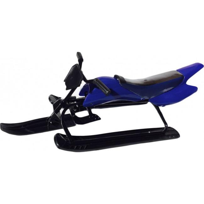 Снегоход «Спорт Люкс» blue