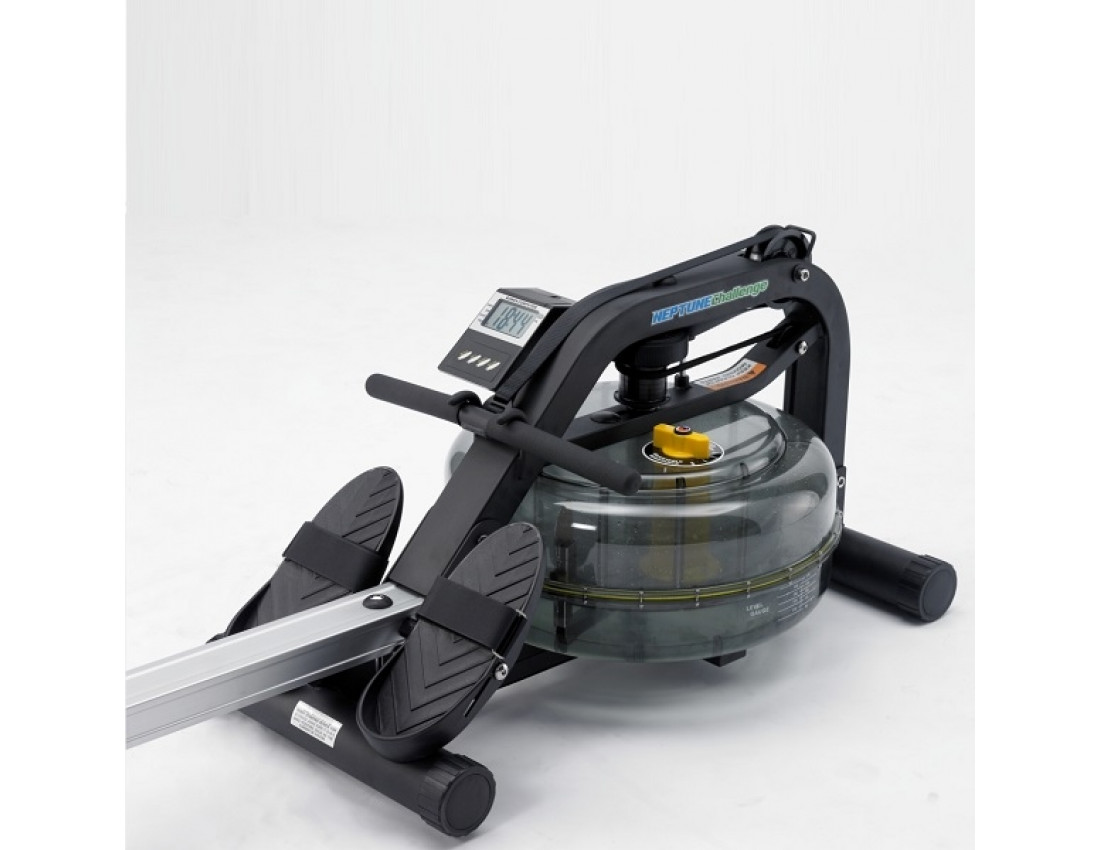 Гребной тренажер FDF Horizontal Neptune Challenge Rower AR