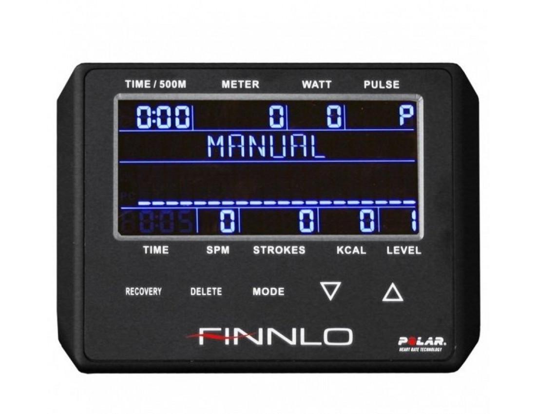 Гребной тренажер Finnlo Aquon Pro Plus 3704