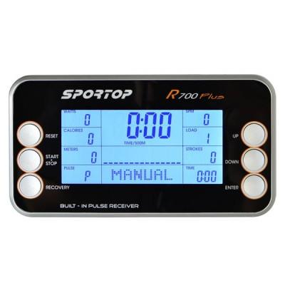 Гребной тренажер Sportop R700 Plus
