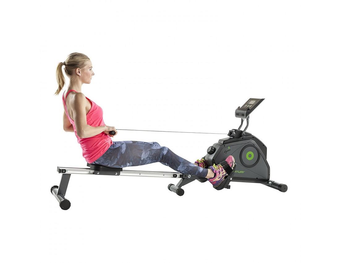Гребной тренажер Tunturi Cardio Fit R30 Rower
