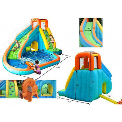 Игровой центр Happy Hop Бассейн 9117N