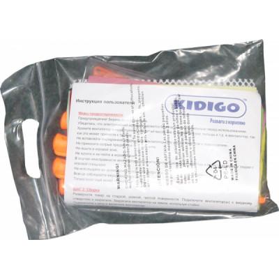 Надувной батут KIDIGO Soft Space