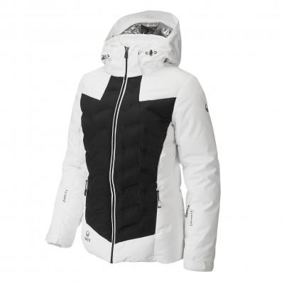 Женская лыжная куртка Halti Tieva 36 ski jacket White