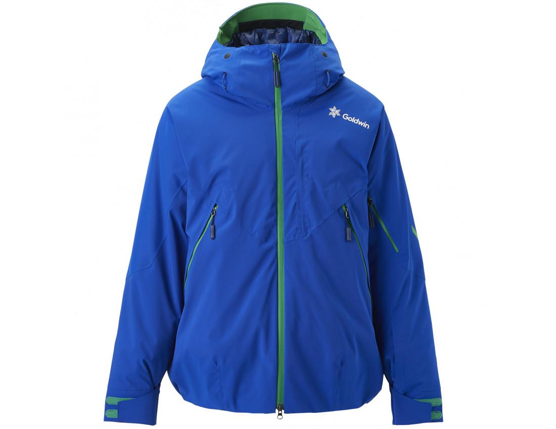 Мужская двухслойная куртка Goldwin Atlas Jacket XL Lapis Lazuli