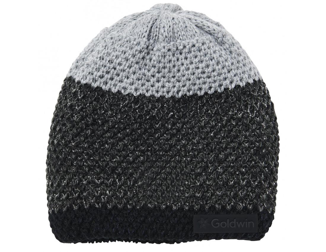 Зимняя шапка Goldwin Bulky Beanie Black