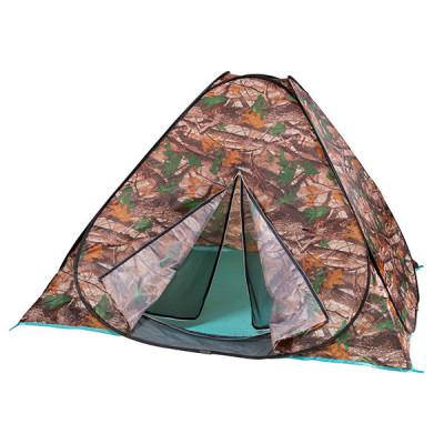 Палатка-автомат GreenCamp камуфляж