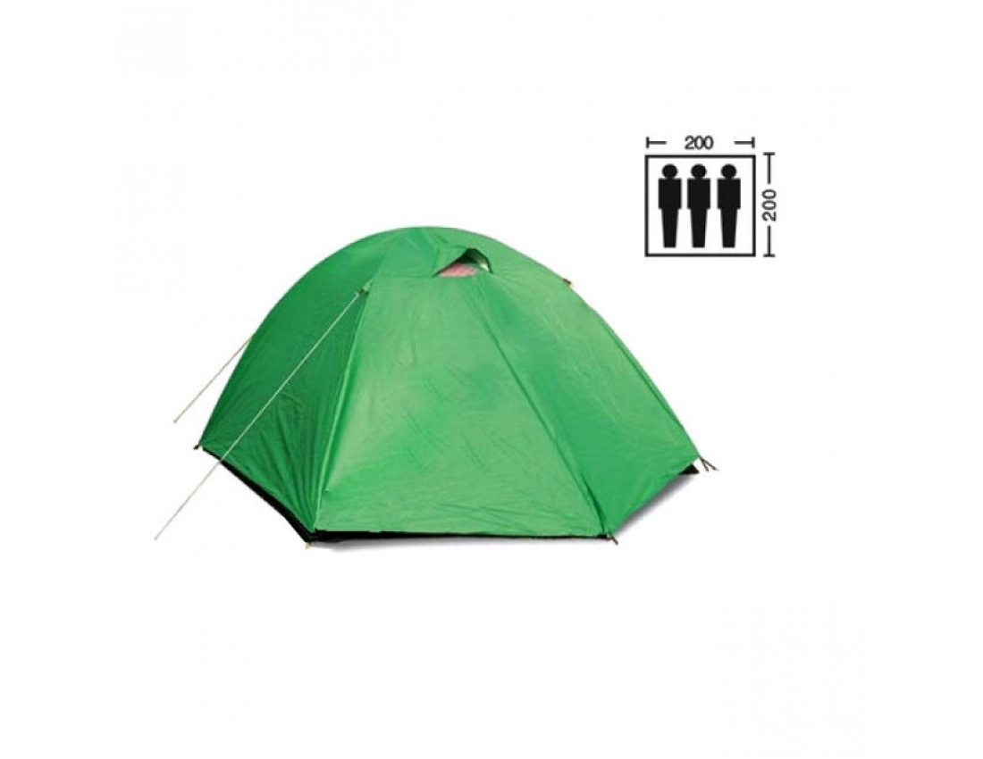 Палатка трехместная Mountain Outdoor SY-007
