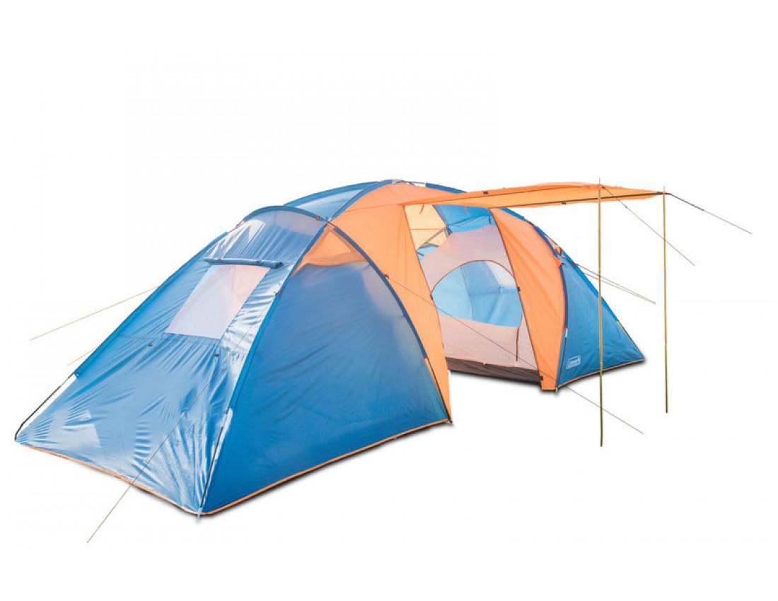 Палатка шестиместная Coleman 1002