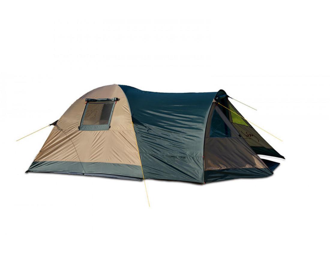 Палатка трехместная Coleman Х-1504