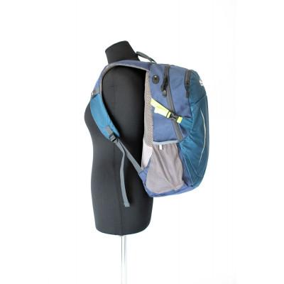 Рюкзак городской Tramp Crossroad синий 28 л