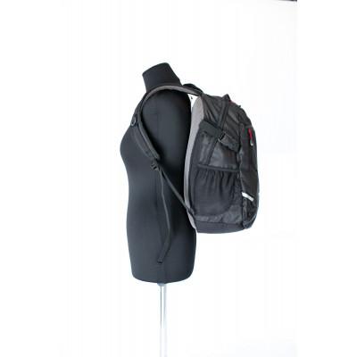 Рюкзак городской Tramp Slash черный 28 л