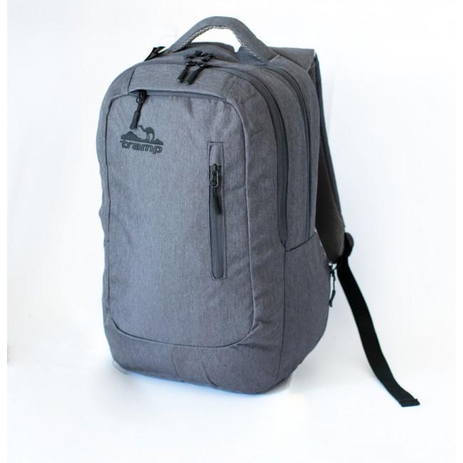 Рюкзак городской Tramp Urby серый 25 л