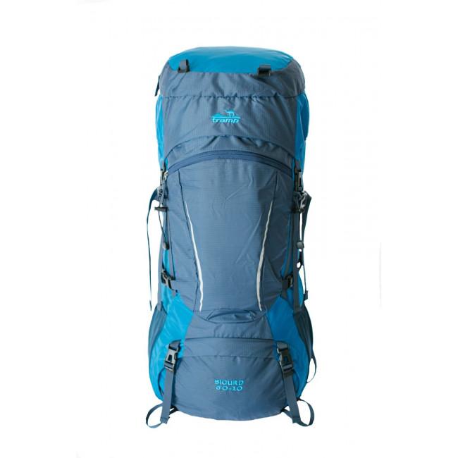 Туристический рюкзак Tramp Sigurd 60+10 синий