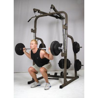 Силовая скамья Hammer Solid XP 4513