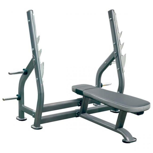 Скамья для жимов горизонтальная IMPULSE Flat Bench Press IT7014B