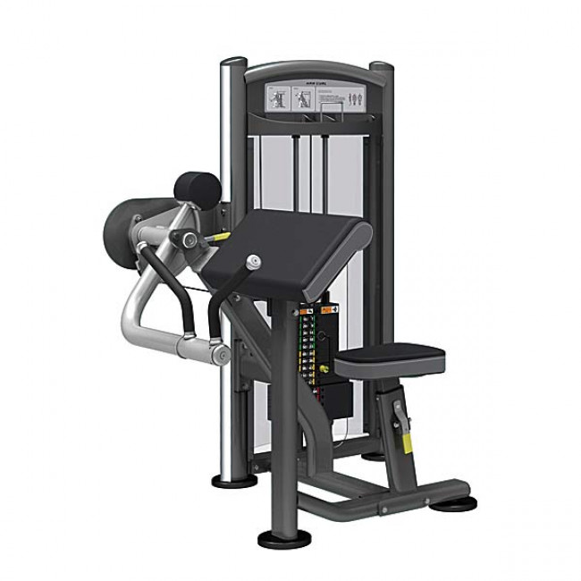 Бицепс машина IMPULSE Max Arm Curl Machine IT9303