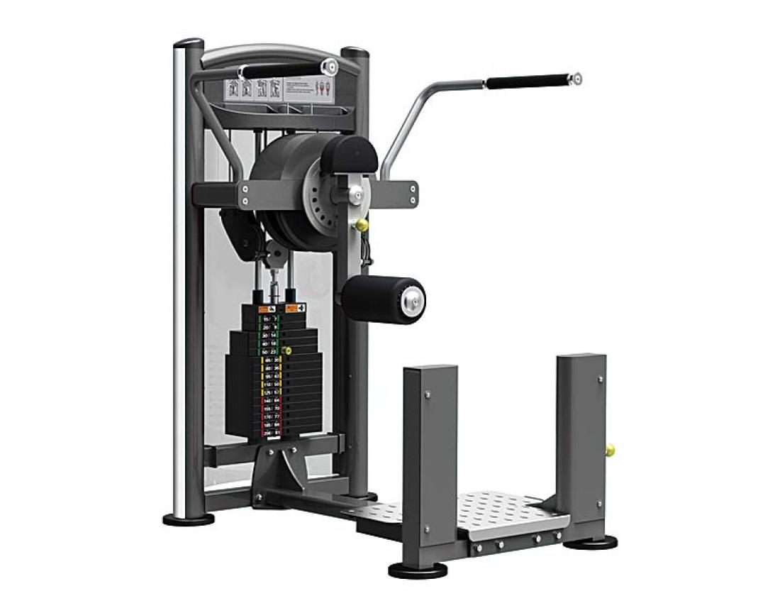 Для приводящих-отводящих мышц бедра и ягодичных IMPULSE Max Total Hip Machine IT9309