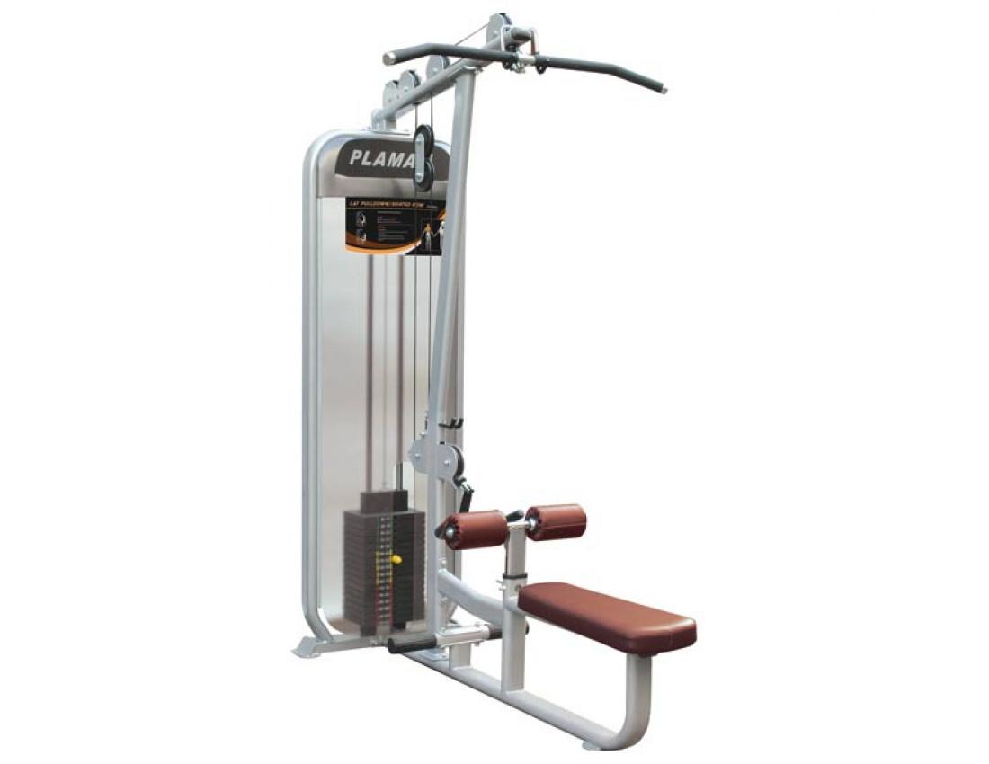 Верхняя-нижняя тяга IMPULSE Plamax Lat Pulldown-Vertical Row PL9002