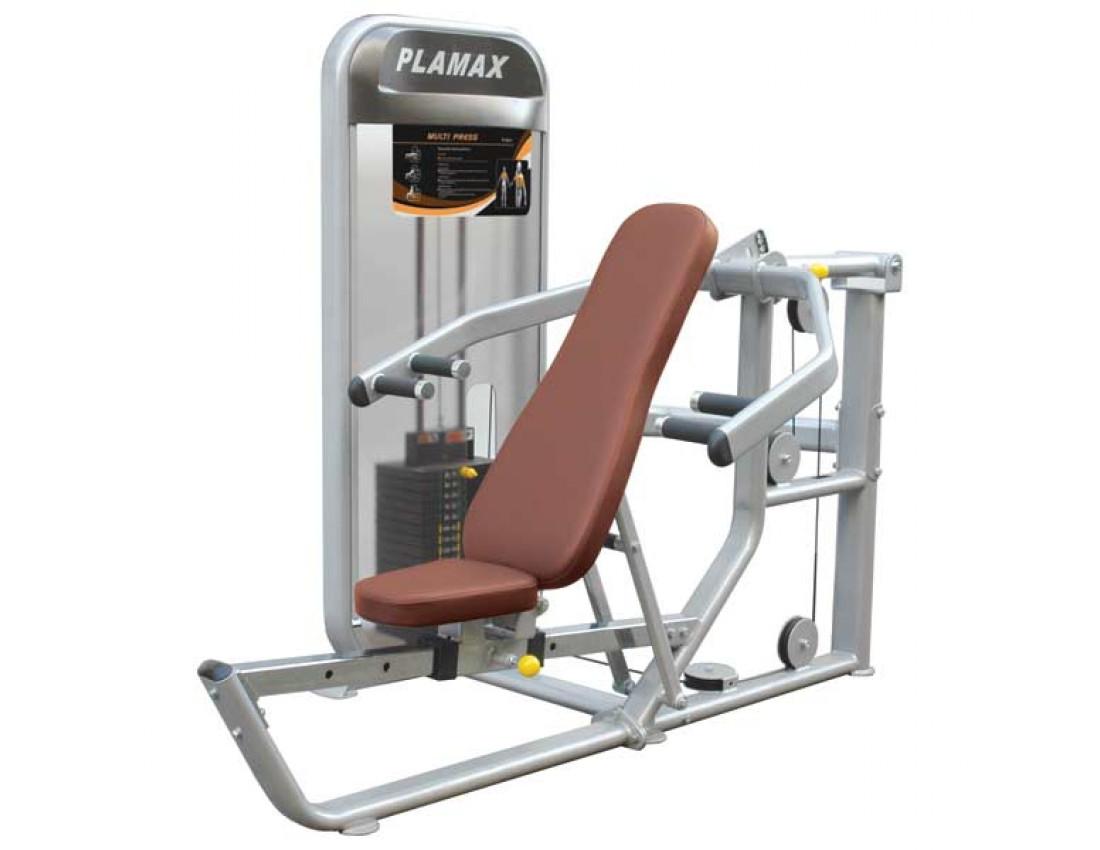 Мультижим под разными углами IMPULSE Biceps-Triceps PL9021
