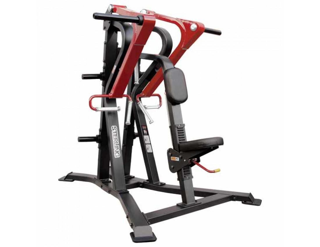 Рычажная тяга Д. Ятса IMPULSE STERLING Low Row Machine SL7004