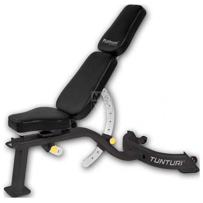 Скамья Tunturi Platinum Fully Adjustable Bench 11PTSS1050 регулируемая