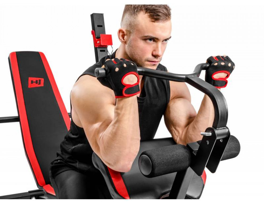 Скамья тренировочная Hop-Sport HS-1090
