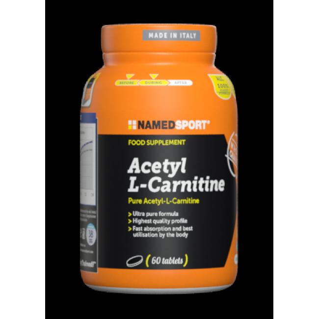 Жиросжигатель Namedsport ACETYL L-CARNITINE 1000 мг 60 таблеток