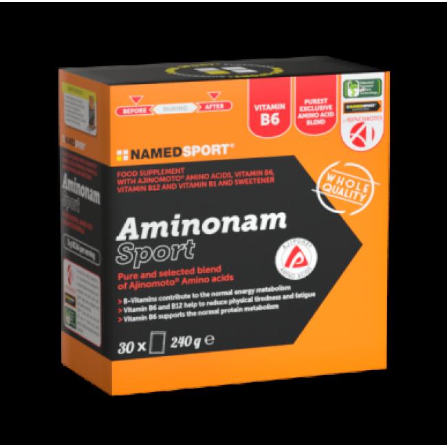 Аминокислота Namedsport AMINONAM SPORT 30 саше