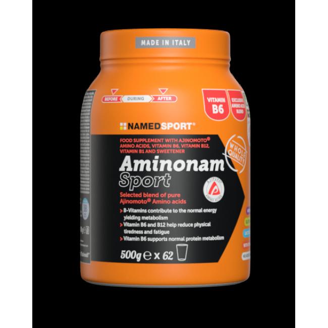 Аминокислота Namedsport AMINONAM SPORT 500 г