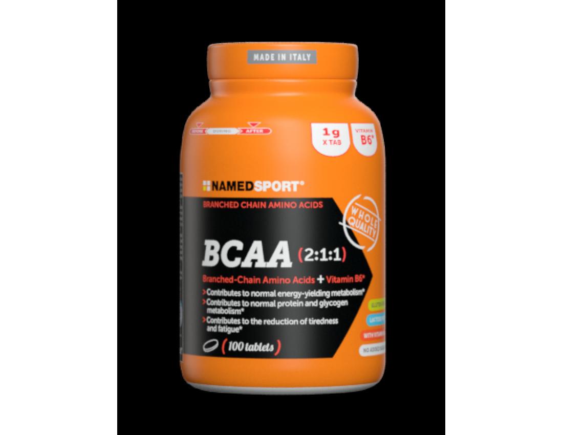 Аминокислота Namedsport BCAA 2:1:1 300 таблеток
