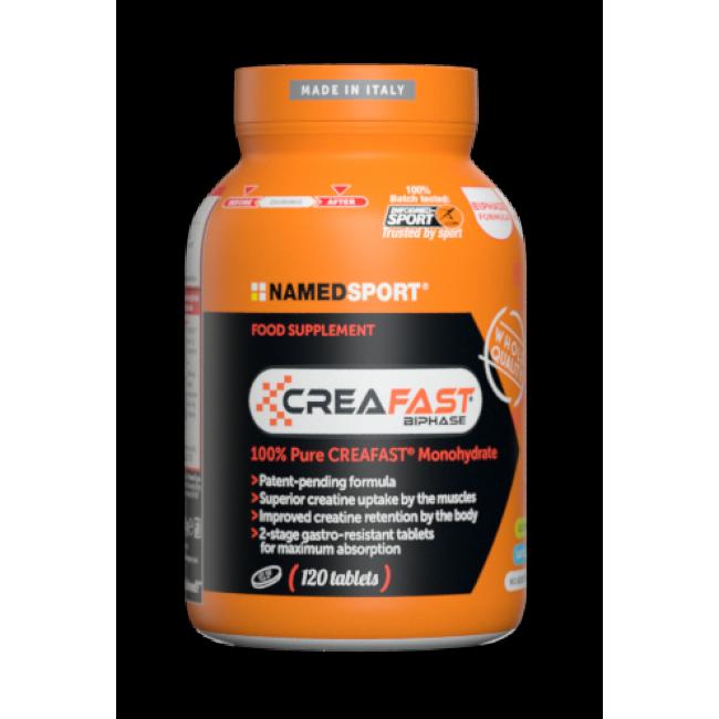 Креатин Namedsport CREAFAST 120 таблеток