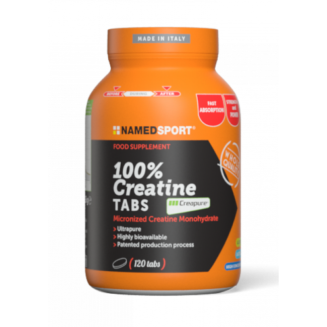 Креатин Namedsport 100% CREATINE 120 таблеток