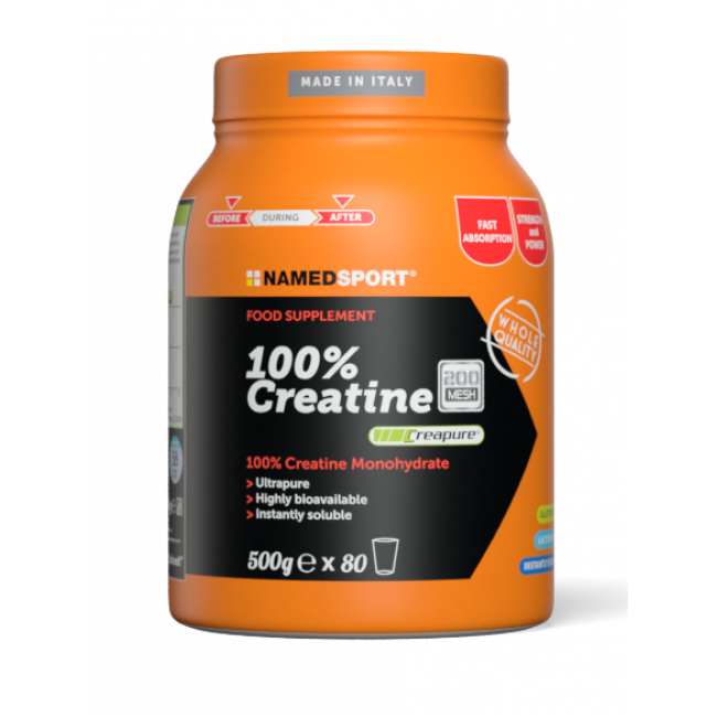 Креатин Namedsport 100% CREATINE 500 г