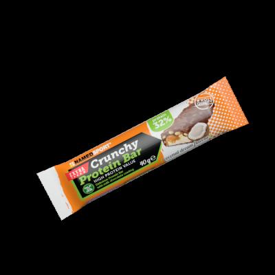 Протеиновый батончик 32% Namedsport CRUNCHY PROTEINBAR Шоколад-банан