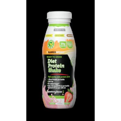 Протеиновый напиток Namedsport DIET PROTEIN SHAKE 330 мл Шоколад