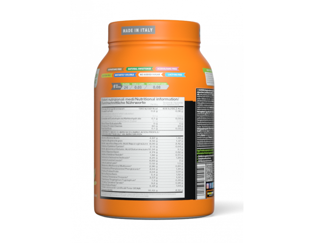 Протеин Namedsport EGG PROTEIN (750 г) Ваниль