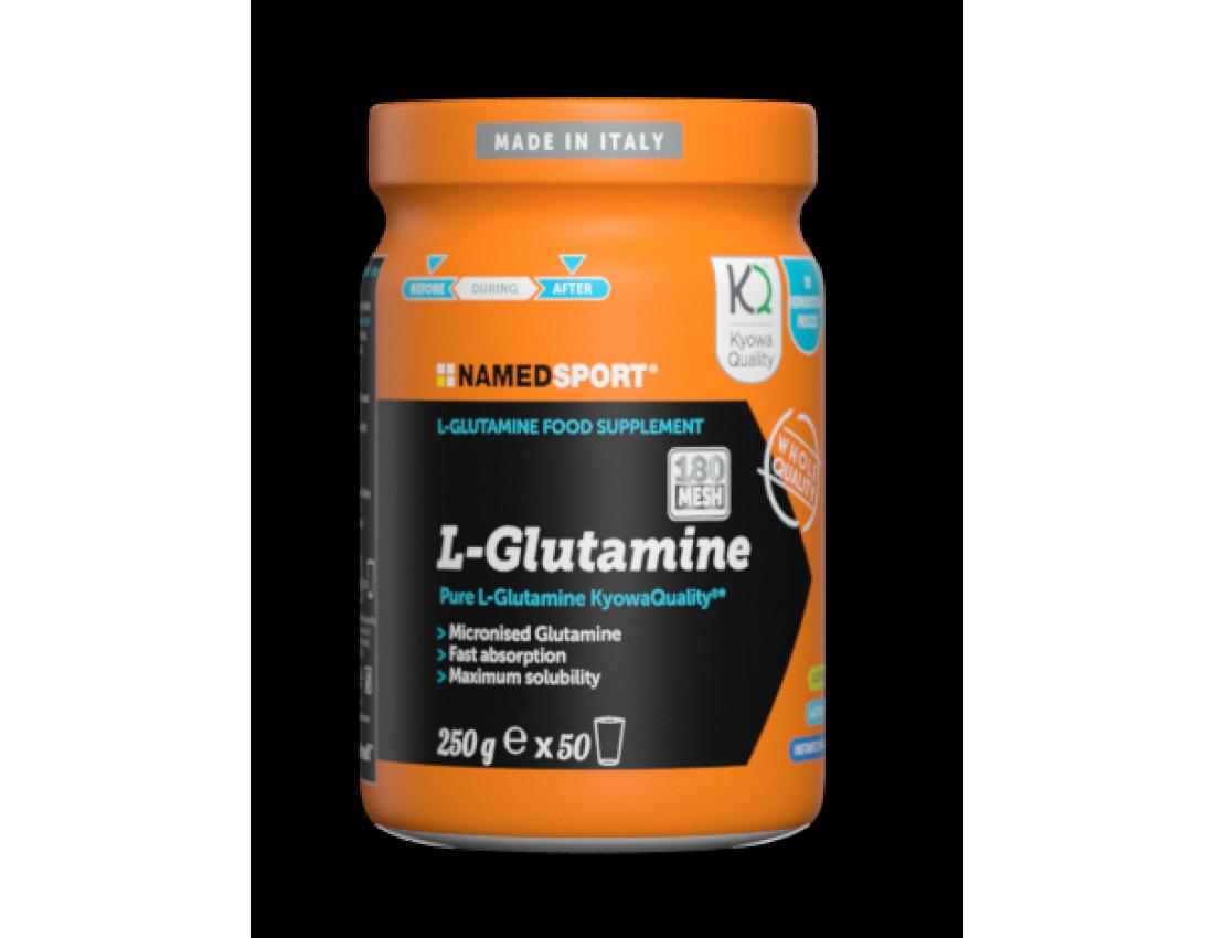 Аминокислота Namedsport L-GLUTAMINE 100% 250 г