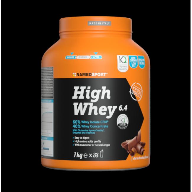 Протеин Namedsport HIGH WHEY (1 кг) Черный шоколад
