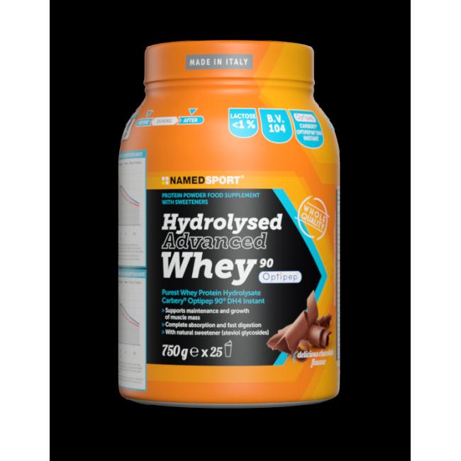 Протеин Namedsport HYDROLYSED ADVANCED WHEY (750 г) Шоколад