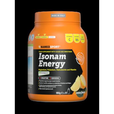 Изотоник Namedsport ISONAM ENERGY 480 г Апельсин