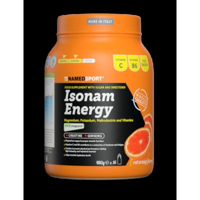 Изотоник Namedsport ISONAM ENERGY 480 г Лимон