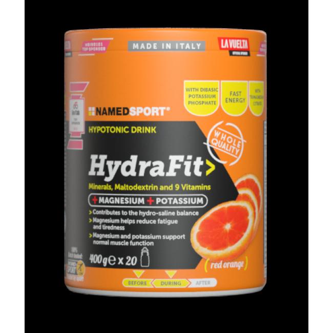 Витаминно-минеральный комплекс + фляга Namedsport KIT HYDRAFIT 400 г
