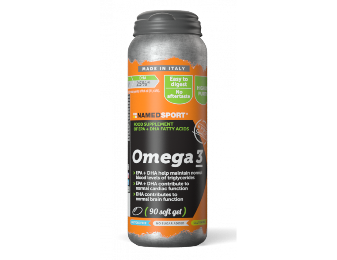 Витамины Namedsport OMEGA 3 - 90 капсул