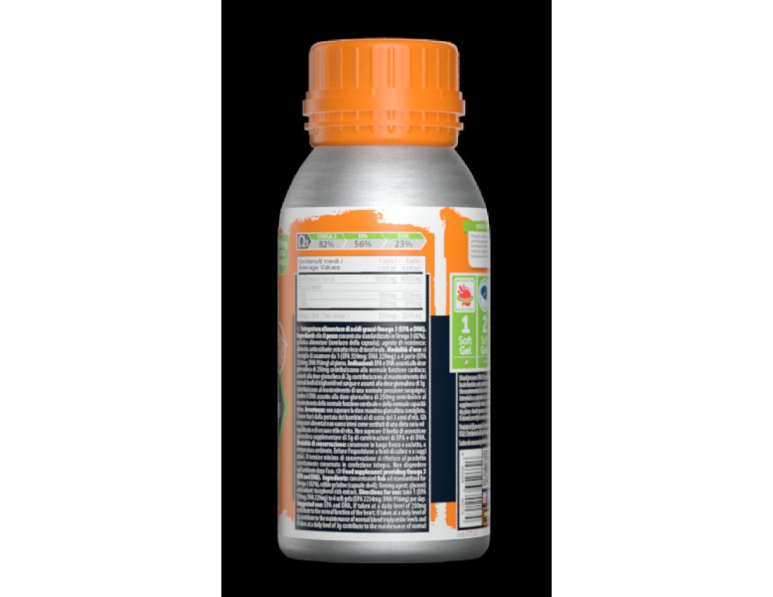 Витамины Namedsport OMEGA 3 DOUBLE PLUS - 240 капсул
