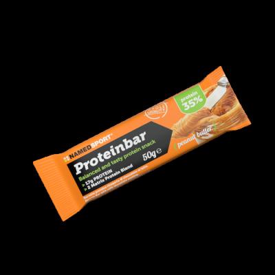 Протеиновый батончик 35% Namedsport PROTEINBAR 50 г Кремовое печенье