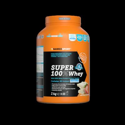 Протеин Namedsport SUPER 100% WHEY 2 кг шоколад