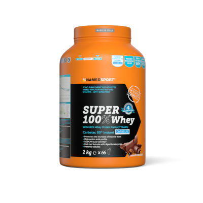 Протеин Namedsport SUPER 100% WHEY 2 кг  тирамису
