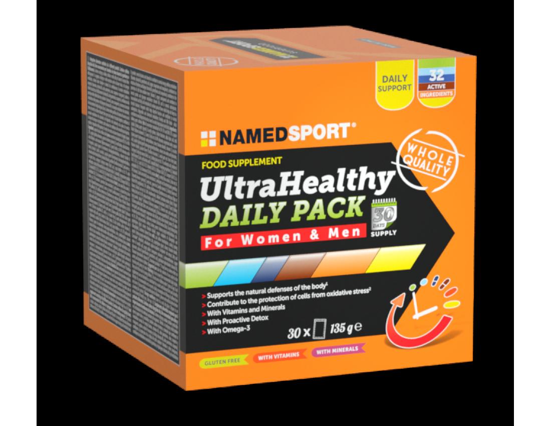 Витаминно-минеральный комплекс Namedsport ULTRA HEALTHY DAILY PACK 30 саше