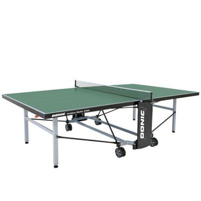 Теннисный стол Donic Outdoor Roller 1000 синий
